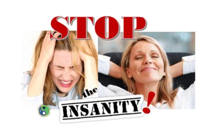Brain Sweep – STOP the INSANITY