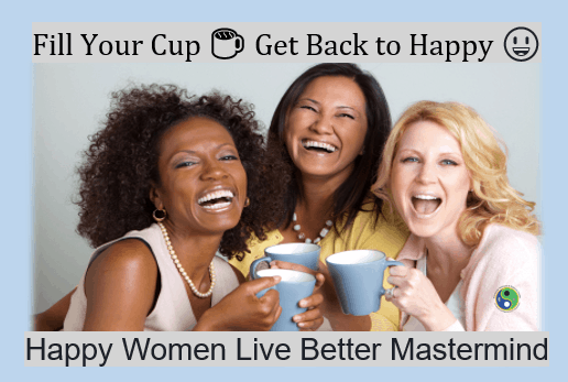 Happy Women Live Better Mastermind